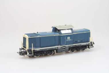 Märklin 3147 Diesellok Br. 212 DB in H0 Funktion geprüft in Originalverpackung
