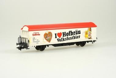 Märklin 31772 Sonderwagen HOFBRÄU VOLKSFESTBIER in Originalverpackung