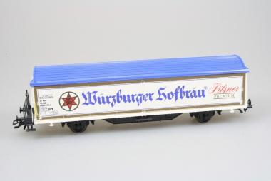 Märklin 31974 Sonderwagen Würzbuger Hofbräu H0 unbespielt in Originalverpackung