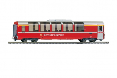 Bemo 3593146 Panoramawagen Api 1306 der RhB Bernina Express in H0 AC Fabrikneu