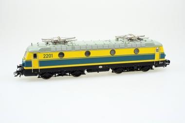 Märklin 33232 E-Lok Serie 122 der SNCB digital unbespielt in Originalverpackung