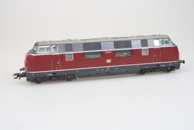 Märklin 3380 Diesellok Br. 220 der DB digital in Originalverpackung