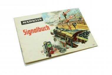 Märklin 340 Signalbuch für die Signale 1955