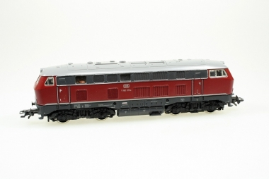 Märklin 3675 Diesellok Br. V 160 010 der DB digital in Originalverpackung