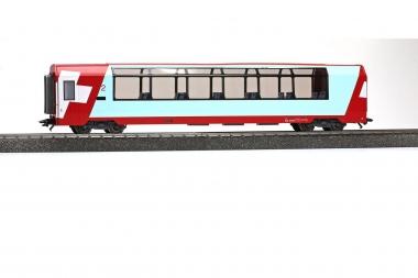 Bemo 3589128 Panoramawagen Bp 2538 der RhB Glacier-Express in H0 AC Fabrikneu