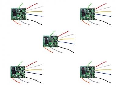 Tams 41-01421-05 Lokdecoder LD-G-32.2 mit Kabel 5-er Pack Neuware