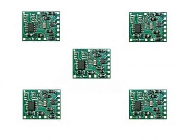 Tams 41-02420-05 Lokdecoder LD-W-32.2 ohne Kabel 5-er Pack Neuware