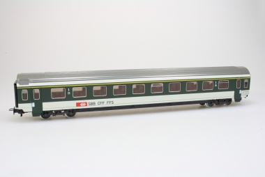 Märklin 4123 Personenwagen 1. Klasse der SBB unbespielt in Originalverpackung