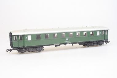 Märklin 4134 Eilzugwagen Bye 29-13672-0 der DB in H0 Top Zustand