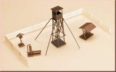 Auhagen 42600 Observation platform H0/TT Kot