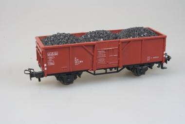 Märklin 4431 offener Güterwagen El-u 061 der DB mit Ladung H0 Originalverpackung