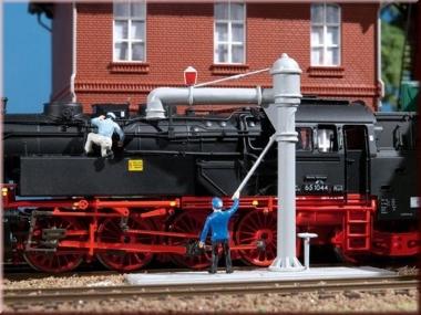 Auhagen 44633 Wasserkran in N Bausatz Fabrikneu