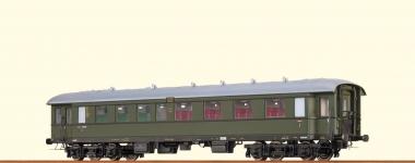Brawa 46150 Personenwagen Bc41-37 2./3. Kl. der DRG in H0 Gleichstrom Fabrikneu