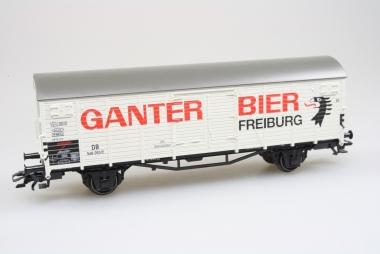 Märklin 46201 Insider Jahreswagen 2004 GANTER BIER Neuware