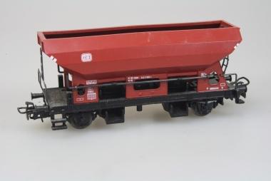 Märklin 4631 Drehschieber-Seitenentladewagen Otmm70 DB in H0 Originalverpackung