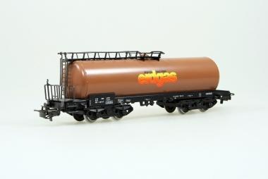 Märklin 4648 Kesselwagen SOMO Erdgas Wärme nach Maß in Originalverpackung