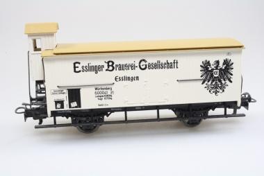 Märklin 4782 Bierwagen Esslinger Brauerei Gesellschaft H0 in Originalverpackung