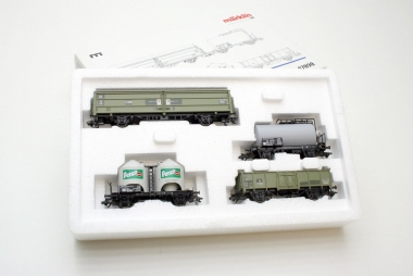 Märklin 47898 Wagen-Set Henke neu in Originalverpackung
