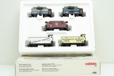 Märklin 4791 Regional-Wagenset Berlin neu in Originaöverpackung
