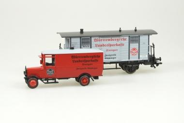 Märklin 48099 Museumswagen 1999 der DRG neu in Originalverpackung