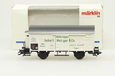 Märklin 48754 Jahreswagen 1999 Weinwagen Robert Metzger & Co. Neuware