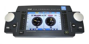 ESU 50210 ECos 2.1 Zentrale, 6A, 7 Zoll TFT Farbdisplay, MM/DCC/SX/M4 Fabrikneu