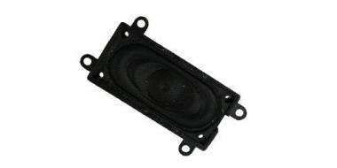 ESU 50325 Lautsprecher 16 x 25 mm rechteckig 8 Ohm mit Schallkapsel Neuware