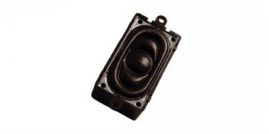 ESU 50334 Lautsprecher 20 x 40 mm rechteckig 4 Ohm mit Schallkapsel Neuware