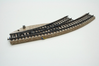 Märklin 5140 M-track point right curved 5141 H0