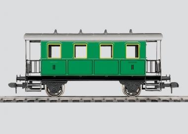 Märklin 5470 Personenwagen grün Spur 1 in Originalverpackung