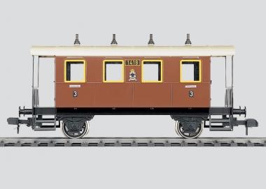 Märklin 54701 Personenwagen 3. Klasse KPEV Spur 1 in Originalverpackung