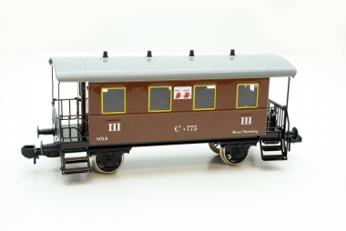 Märklin 54703 Personenwagen Österreich Spur 1 in Originalverpackung