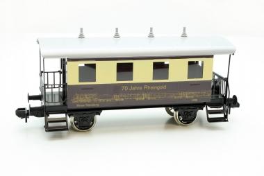 Märklin 54709 Personenwagen 70 Jahre Rheingold Spur 1 in Originalverpackung