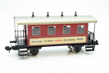 Märklin 54717 Personenwagen 10 Jahre Sonneberg Spur 1 in Originalverpackung
