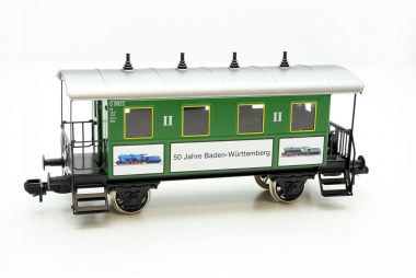 Märklin 54719 Personenwagen 50 J. Baden Württemberg Spur 1 in Originalverpackung