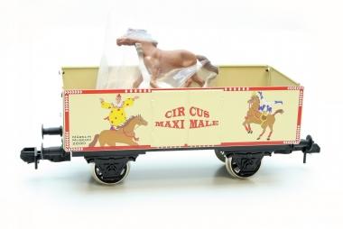 Märklin 54759 Museumswagen 2000 Circus Maximale Spur 1 in Originalverpackung