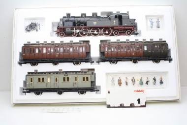 Märklin 5502 Preussenzug T18 der KPEV Spur 1 unbespielt in Originalverpackung