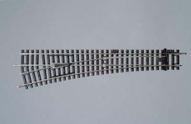 Piko 55220 Weiche WL links in H0 Fabrikneu