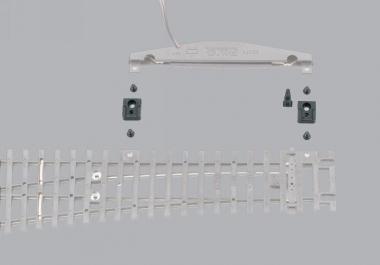 Piko 55273 Zurüstsatz Unterflurantrieb H0 Neuware