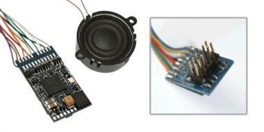 ESU 55400 Loksound V4.0 Universalgeräusch zum Selbstprogrammieren PluX12 Neuware