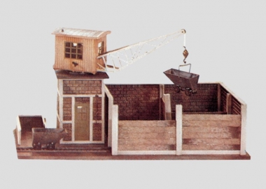 Märklin 5618 Bekohlungsanlage Spur 1 Bausatz in Originalverpackung
