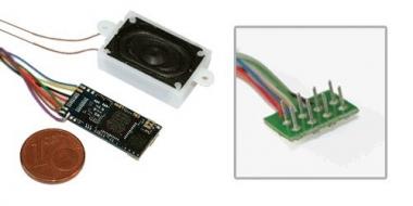 ESU 56899 Loksound micro V4.0 Universalgeräusch zum Selbstprogrammieren Neuware