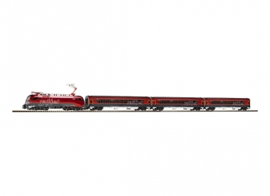 Piko 57172 Start-Set  Rail Jet ÖBB in H0 Fabrikneu