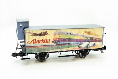 Märklin 58075 Kühlwagen Modellbahntreff 2005 Spur 1 in Originalverpackung