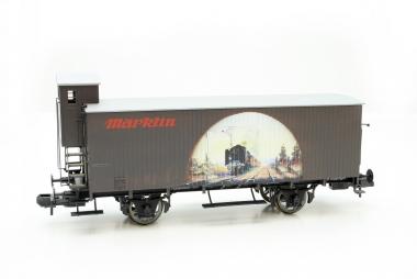 Märklin 58079 Kühlwagen Modellbahntreff 2011 Spur 1 in Originalverpackung