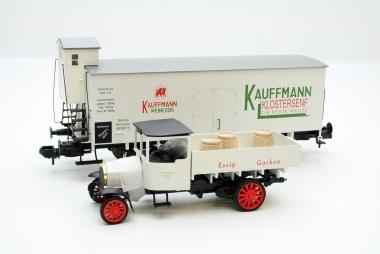 Märklin 58311 Museumswagen 1997 Kaufmann Spur 1 Originalverpackung