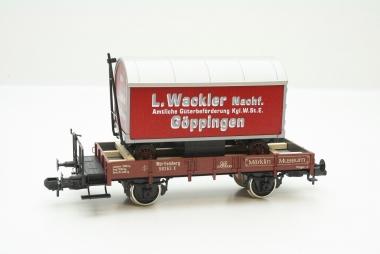 Märklin 58363 Museumswagen 1998 Wackler Spur 1 Originalverpackung