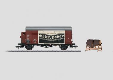 Märklin 58683 Museumswagen 2011 Gebr. Bader Spur 1 Originalverpackung