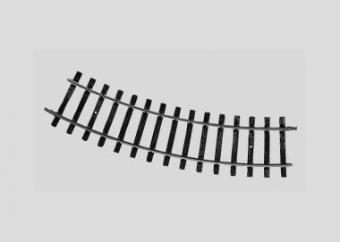 Märklin 5922 10x gebogenes Gleis Radius 600 mm. 30° Spur 1 in Originalverpackung