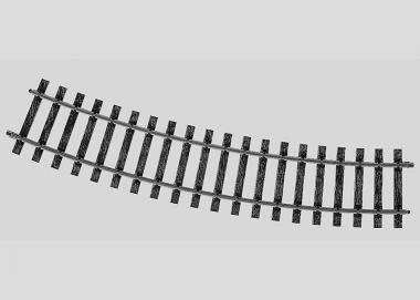 Märklin 5935 10x geb. Gleis Radius 1020 mm  22° 30' Spur 1 in Originalverpackung
